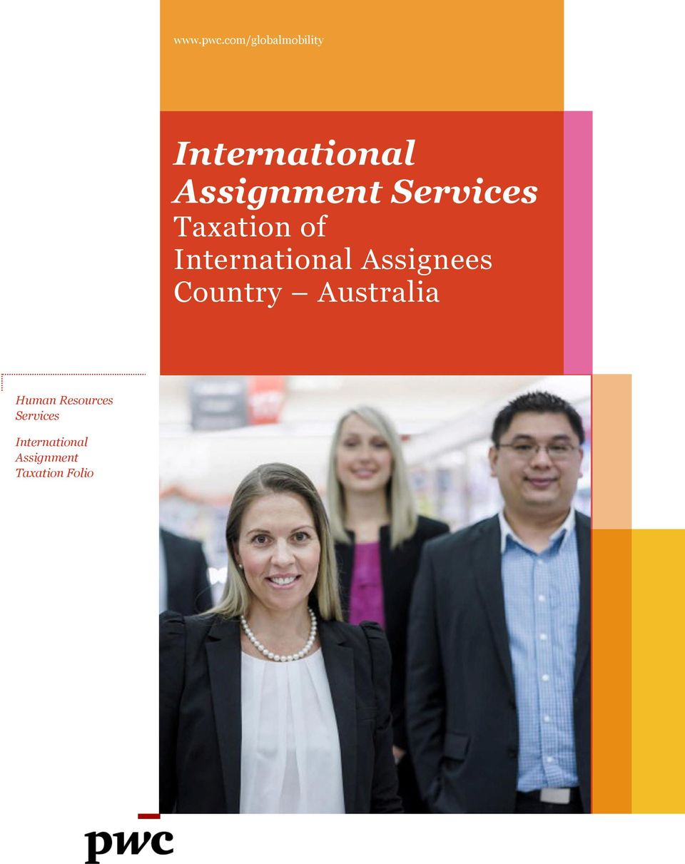 Services Taxation of International Assignees