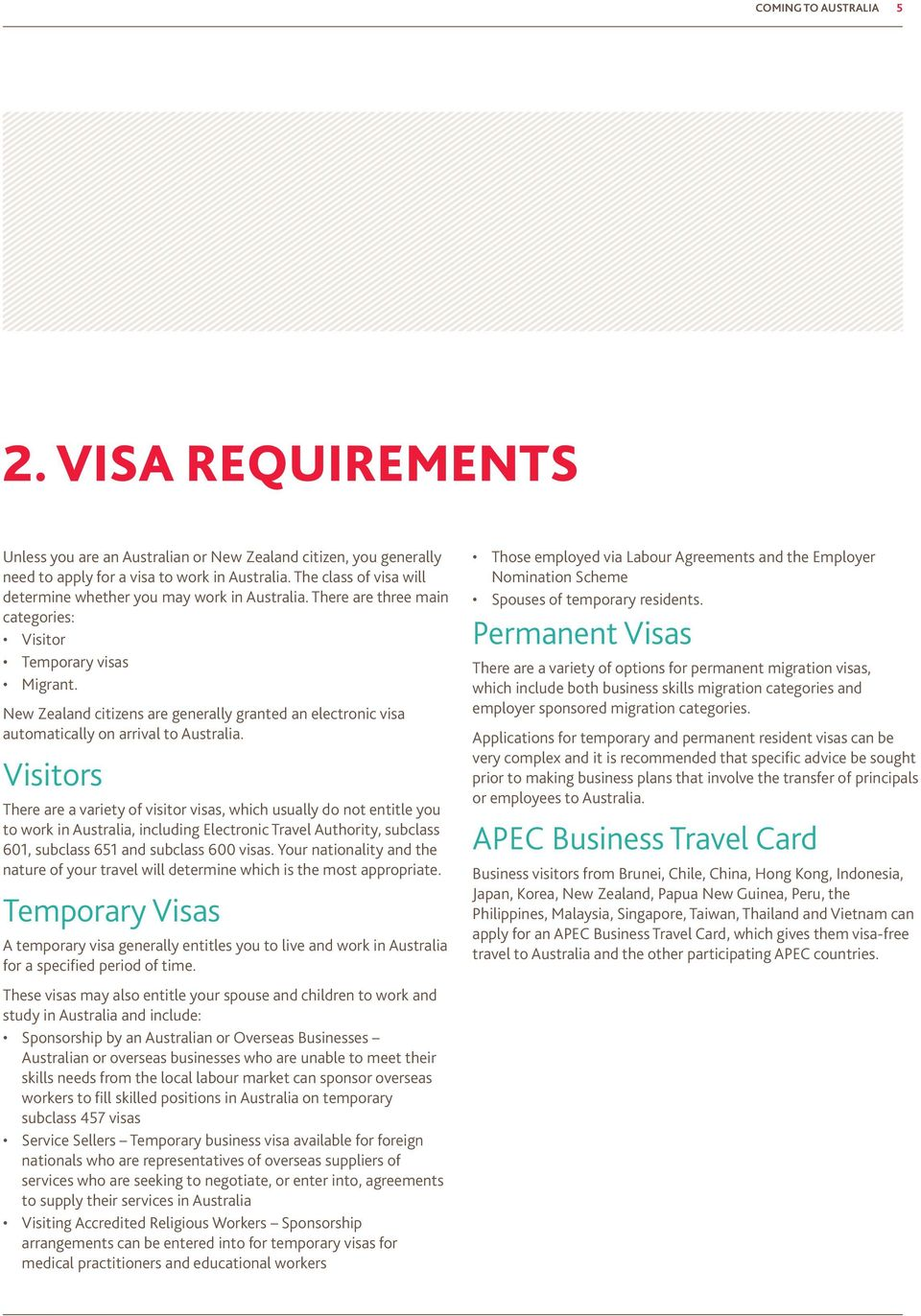 New Zealand citizens are generally granted an electronic visa automatically on arrival to Australia.