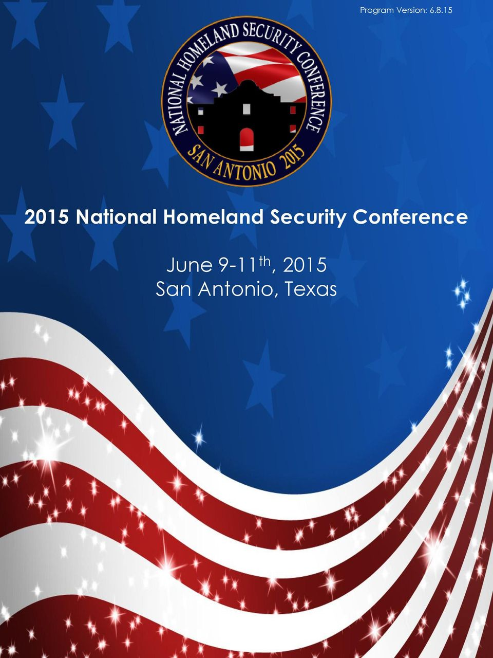 Security Conference June