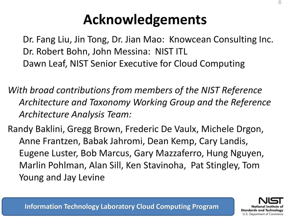 Jian Mao: Knowcean Consulting Inc. Dr.