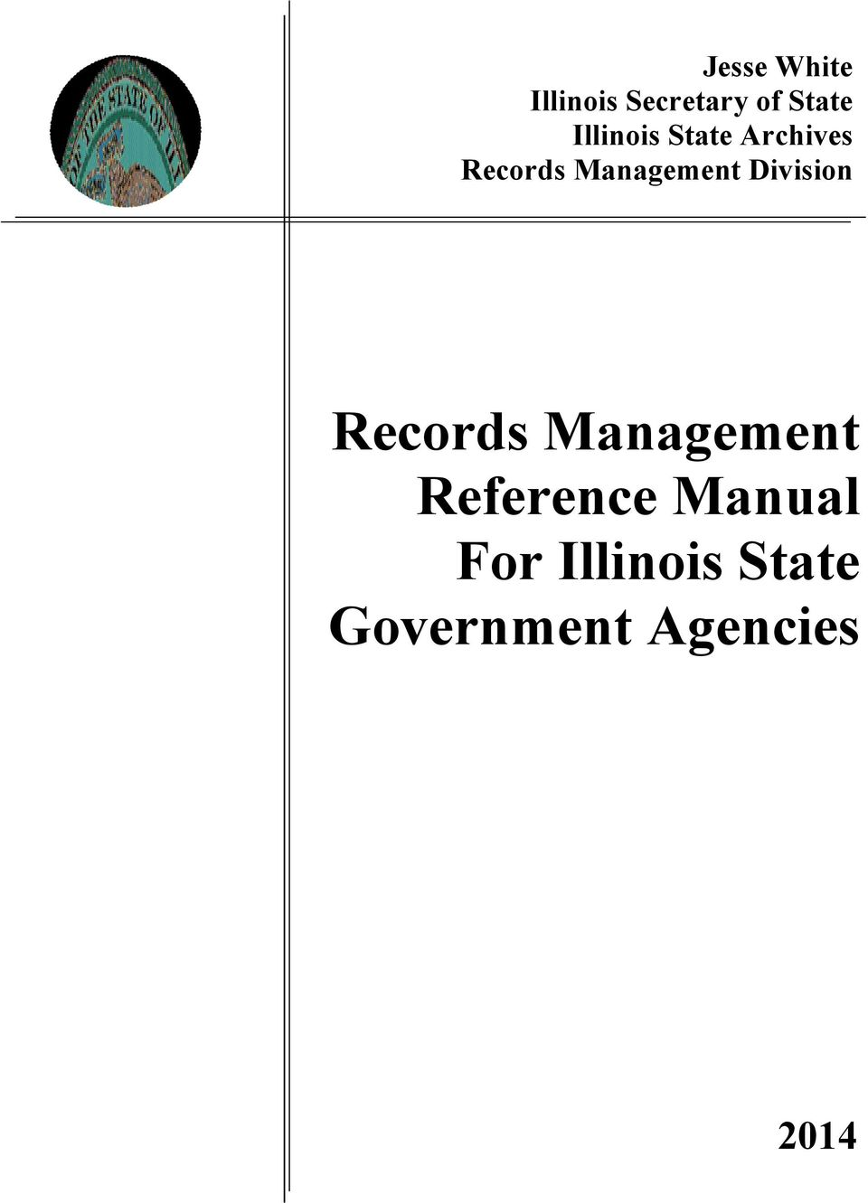 Division Records Management Reference