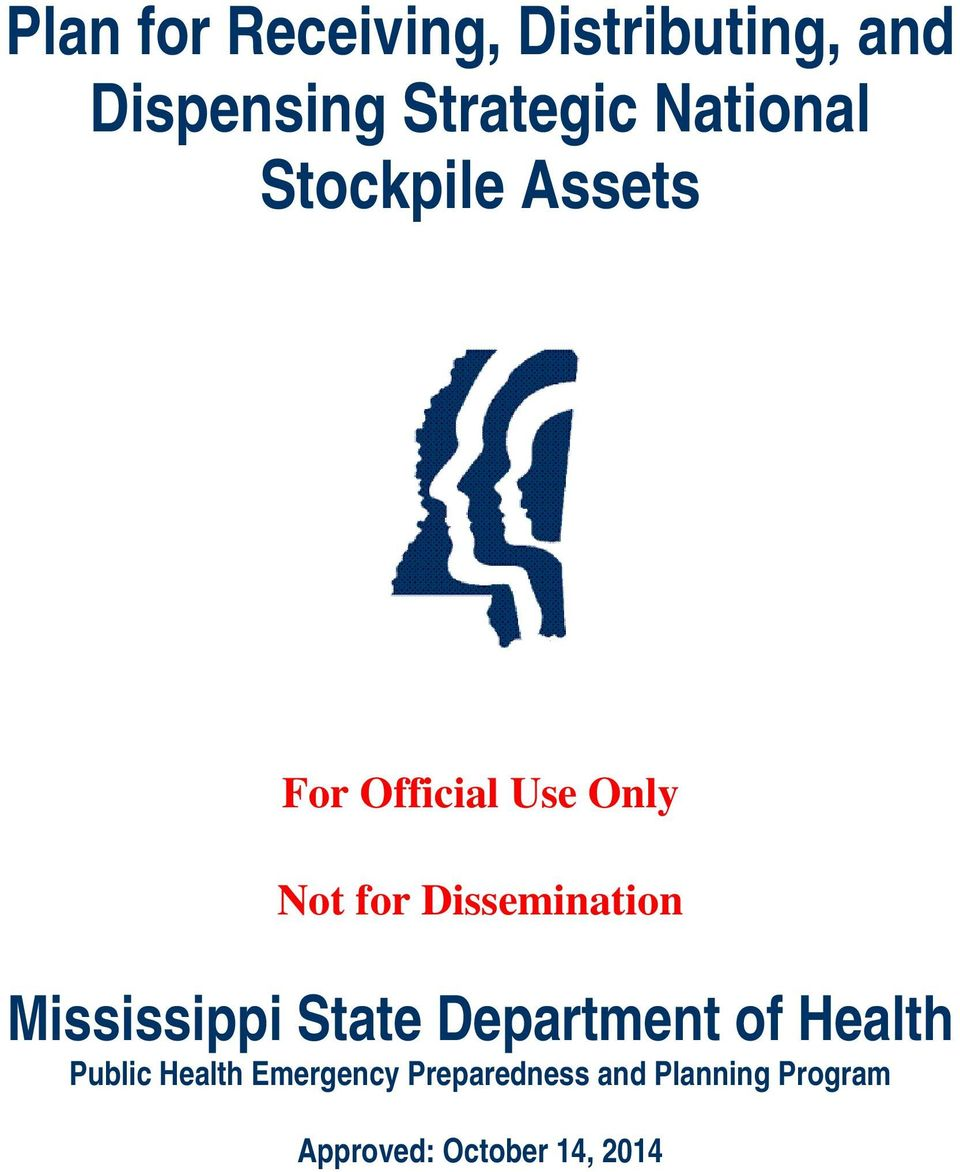 Mississippi State Department of Health Public Health