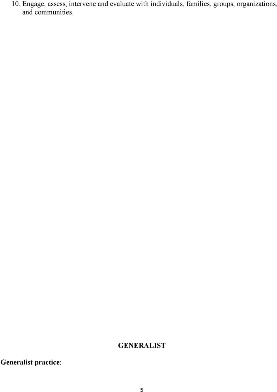 families, groups, organizations,