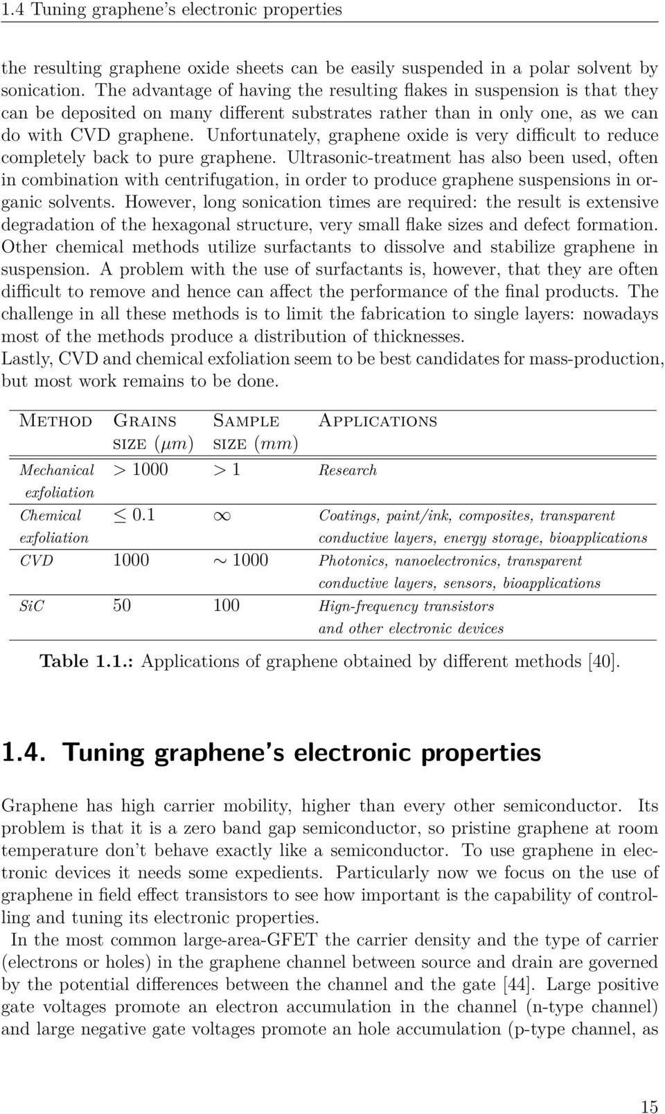 Unfortunately, graphene oxide is very difficult to reduce completely back to pure graphene.