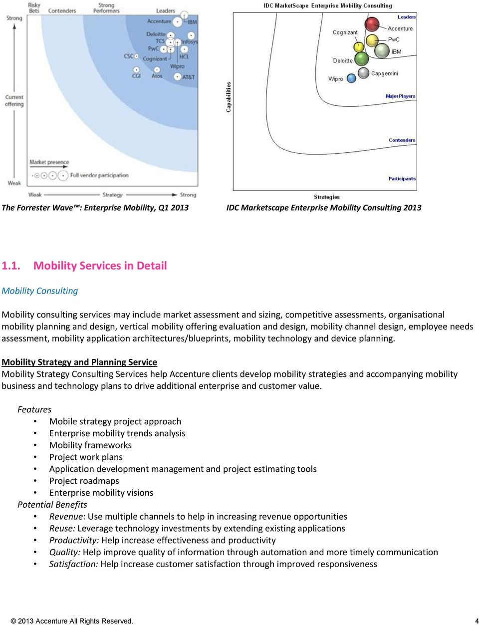assessments, organisational mobility planning and design, vertical mobility offering evaluation and design, mobility channel design, employee needs assessment, mobility application