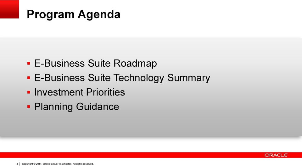 Suite Technology Summary