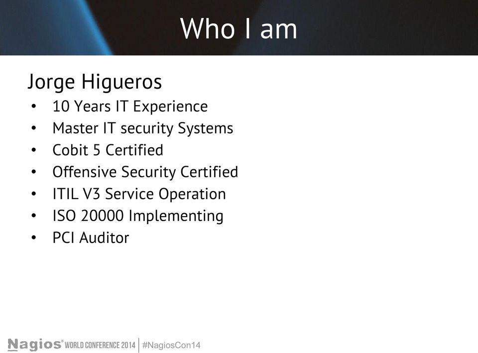 Certified Offensive Security Certified ITIL