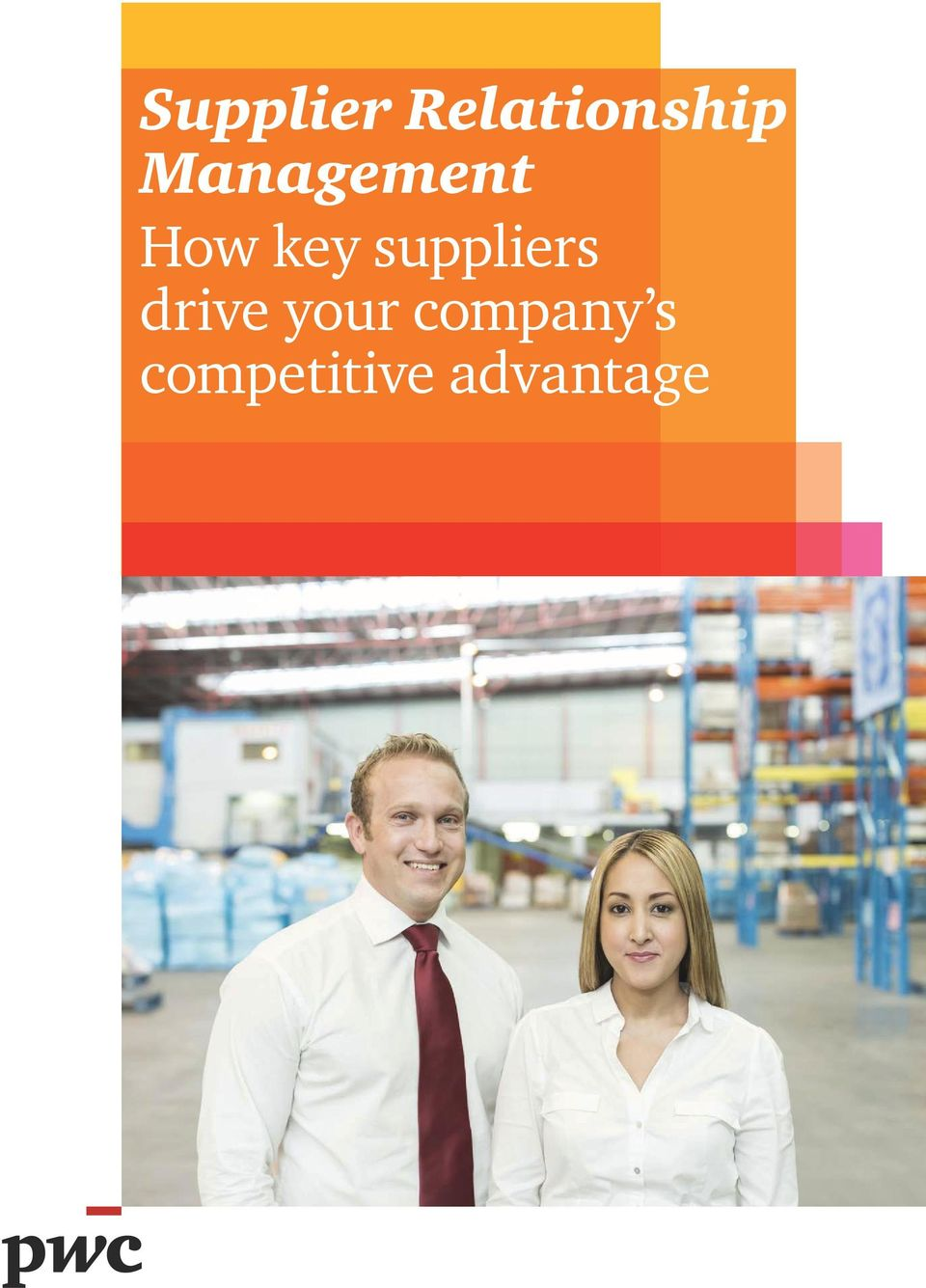 suppliers drive your