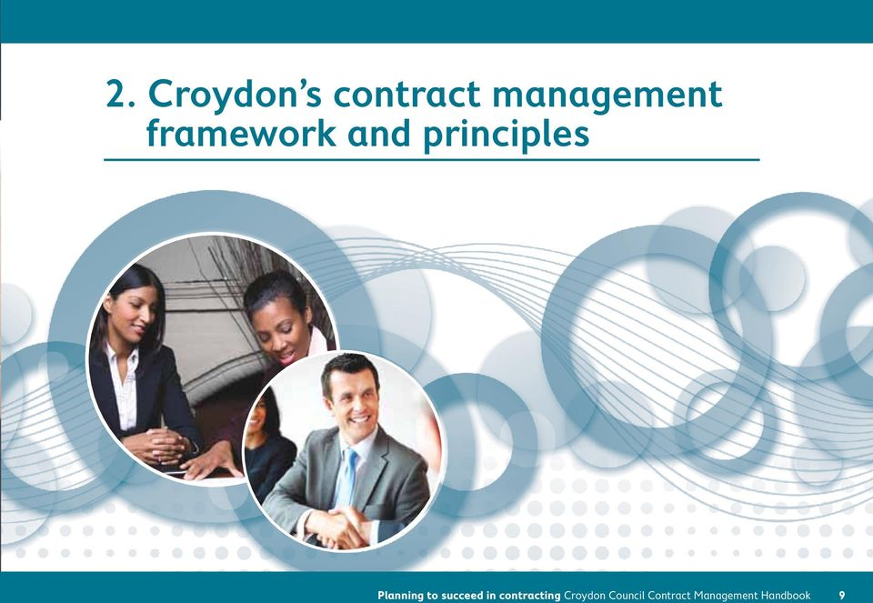to succeed in contracting Croydon