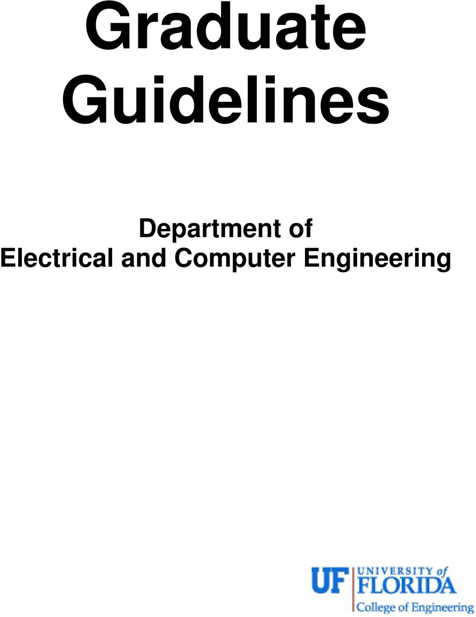 Electrical and Computer Engineering | Virginia Tech