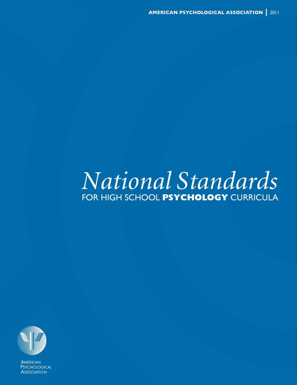 National Standards i for