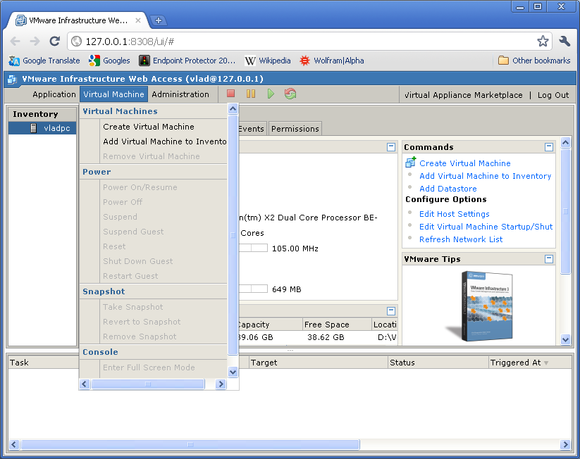 26 Endpoint Protector Virtual Appliance User
