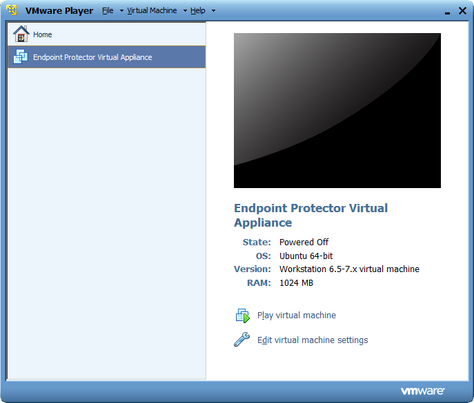 30 Endpoint Protector Virtual Appliance User Manual 4.