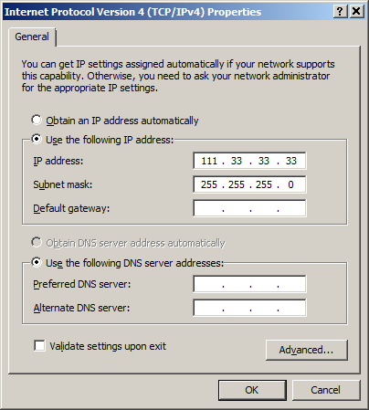 52 Endpoint Protector Virtual Appliance User Manual 5.2. Hardware Appliance Setup Wizard With your computer that is in the same local network as your virtual appliance, connect now to the virtual appliance.