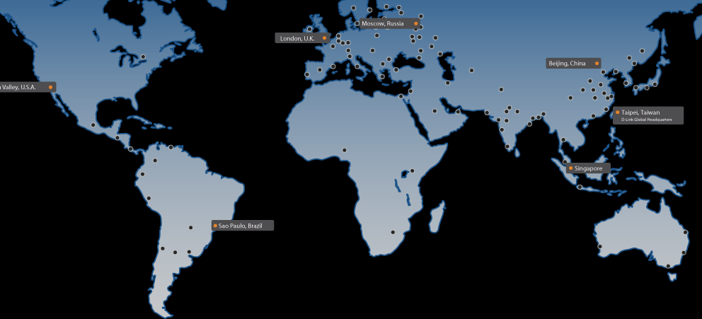 Corporate Overview Global Presence 190 Sales Offices 67