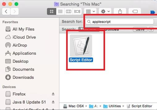 Please note your folder path may be different than the one in the example above. 13. Click OK to save the system variable. Procedure Mac Only 1.
