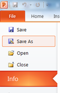 Choose where you want to save it in your computer from the folder pane at left by clicking on the appropriate folder. a. You may need to scroll up or down to see all areas/folders of the computer. b. If you need a very specific folder, you may need to go to Documents to find and open it first c.