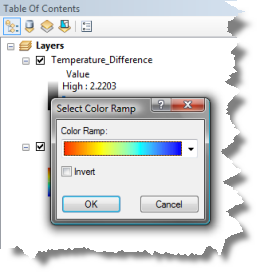 Finding temperature difference Now you'll finish up your model to find the minimum temperature difference between years 19