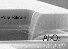 micro- and nano-electromechanical systems (MEMS/NEMS) Improved lifetime and protection of MEMS devices Protection Wear resistance ALD on NEMS/MEMS Device Courtesy of ALD