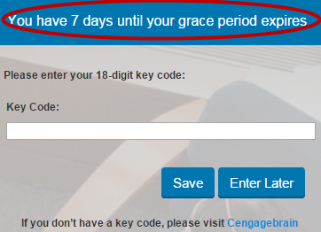 Step Grace Periods 4 Open the email and click the password reset link. Follow the instructions to reset your password.