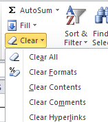 Inserting Worksheet Rows & Columns Adding rows and columns is very simple. On the Home tab in the Cells group, click the down arrow under the Insert command.
