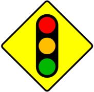2 Stop and Yield signs need to be positioned at or close to the relevant stop or yield road marking (see Chapters 5 and 7).