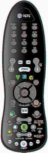 Function Keys of Your RF Remote Control Mode Keys (AT&T TV DVD AUX) SCAN BACK - FWD OK Key Backlit Group - Pause, Menu, Guide, Mute,