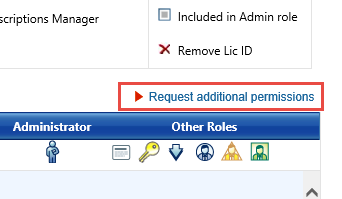 10 Microsoft Volume Licensing Service Center: Getting Started and Administration Organization: Organization name Administrator: License details and the type of permissions that you currently are