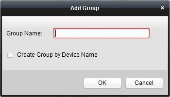 Select a group from the group list. 5. Click Import to import the selected cameras to the group. You can also click Import All to import all the cameras to the selected group.