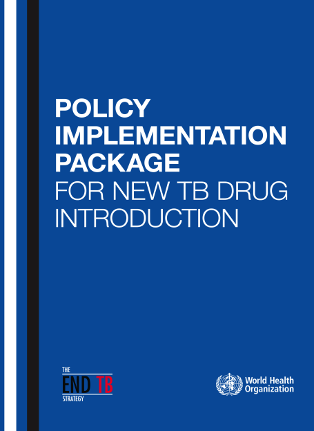 Uses WHO Interim Policy Guidance on Bedaquiline and Delamanid as basis of implementation for the multi-country cohort (2600 patients) June 2013 WHO Bedaquiline Guidance