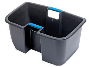 Dimension of Wheeled Bins Capacity (litre) British Standards Container type B (mm) height D (mm) width C (mm) depth 40 See below Caddy 595 325 283 240 BS EN 840-1 2 wheeled 1070 480 555 1997 1100 BS