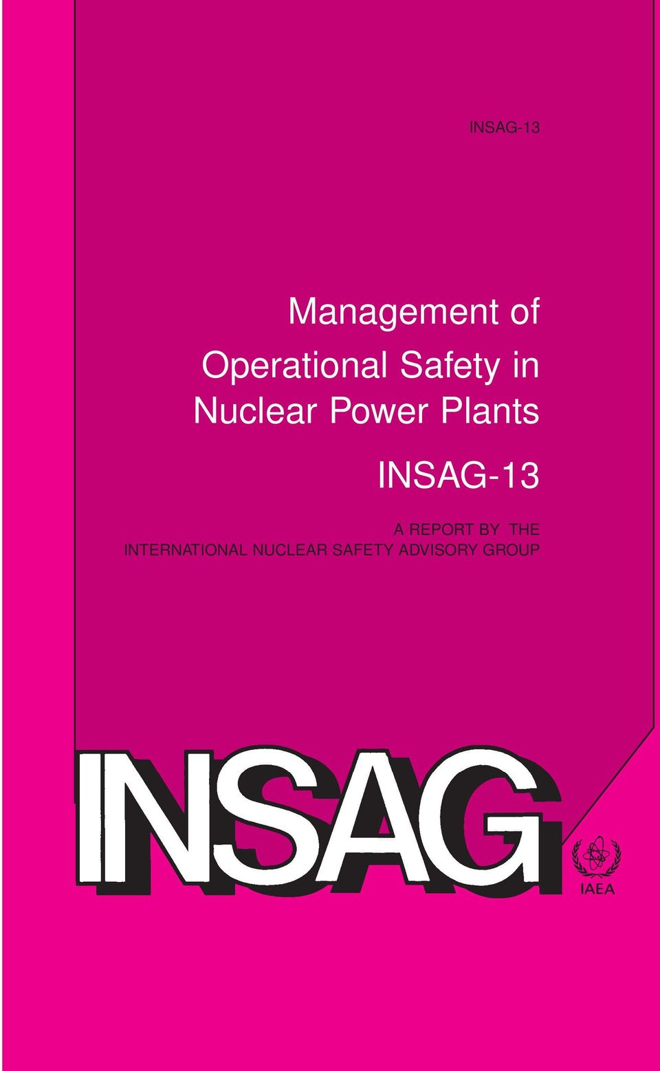 Power Plants INSAG-13 A REPORT BY