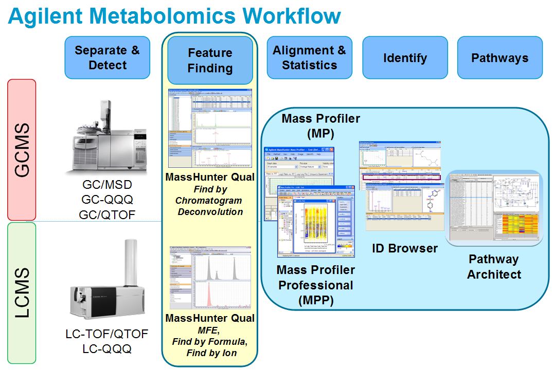 Before You Begin Required items Required items The Metabolomics Workflow performs best when using the hardware and software described in the required sections below.