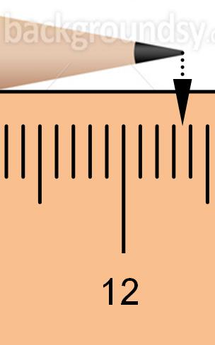 Section 2: How to Measure with accuracy and precision Every time you measure something you always need to measure to the precision of the tool you are using plus one estimated digit (also called your