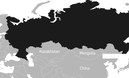 Mapping Russia s vegetation zones biome is the name for a vegetation zone that can be mapped on a global scale, as shown below. Russia is such a large country that it contains several world biomes.