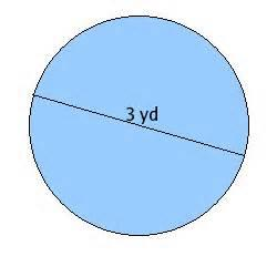Homework #1-4: Find the circumference