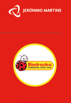 1. OPERATING PROFILE THE FORMATS BIEDRONKA THE FORMAT Leader in food retail in Poland (c.17% market share) 1 Net Sales (2014) 8,432 m (+9.