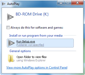 11n Adapter, followed by selecting the Windows installation. This will launch the Realtek Installation wizard. 4.