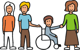 2. What the United Nations says about the right of persons with disabilities to work The United Nations wrote a document about the rights of persons with disabilities.