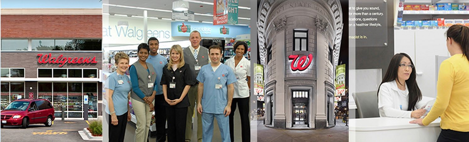 pharmacy chain in Europe A leading global pharmaceutical wholesaler and