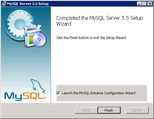 Now, let s install MySQL Community Server. Navigate to wherever you downloaded the MySQL Server installer, and double-click on it. At the first screen, click on Next.