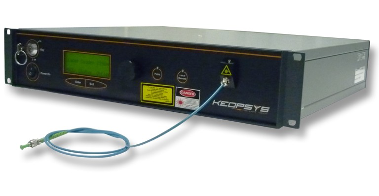 Laser source (and squeezing) Since working at low temperature, no need for high power (few Watt of input laser) 1550 nm,
