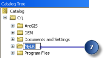 Exercise 1: Organizing your linear referencing data in ArcCatalog The exercises in this chapter use the tutorial data distributed with ArcGIS and work with an ArcView license.