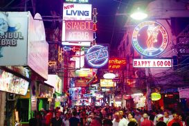 Daywise Itinerary Arrive Thailand - Pattaya Day 01 Welcome to the capital of Thailand - Bangkok!