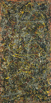 17 Paul Jackson Pollock Paul Jackson Pollock was a modern, abstract painter who is famous for his action painting technique.