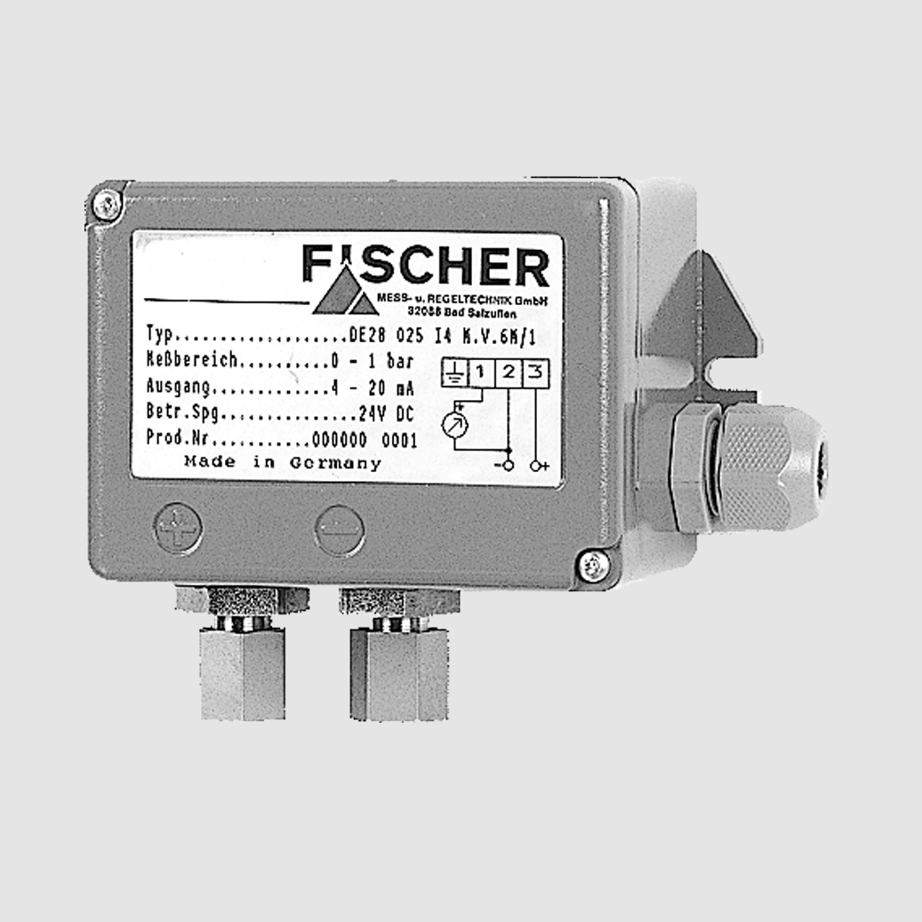 DE28 Instruction Manual Differential Pressure Transmitter Table of Contents 1. Safety Instructions 2. Intended Applications 3. Product Description and Functions 4. Installation 5. Commissioning 6.