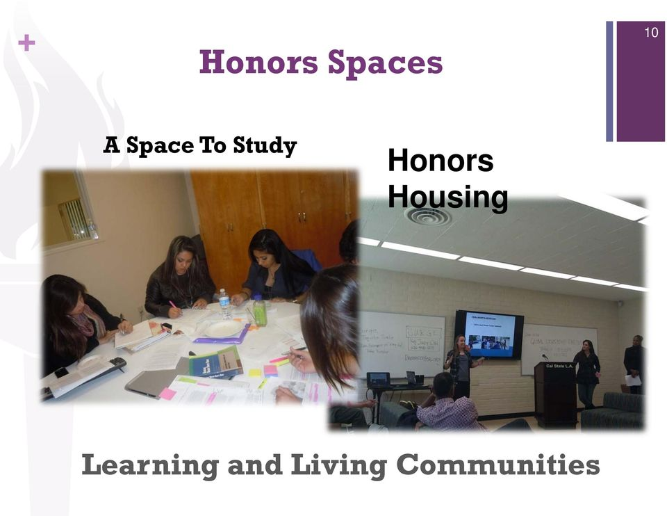 Honors Housing