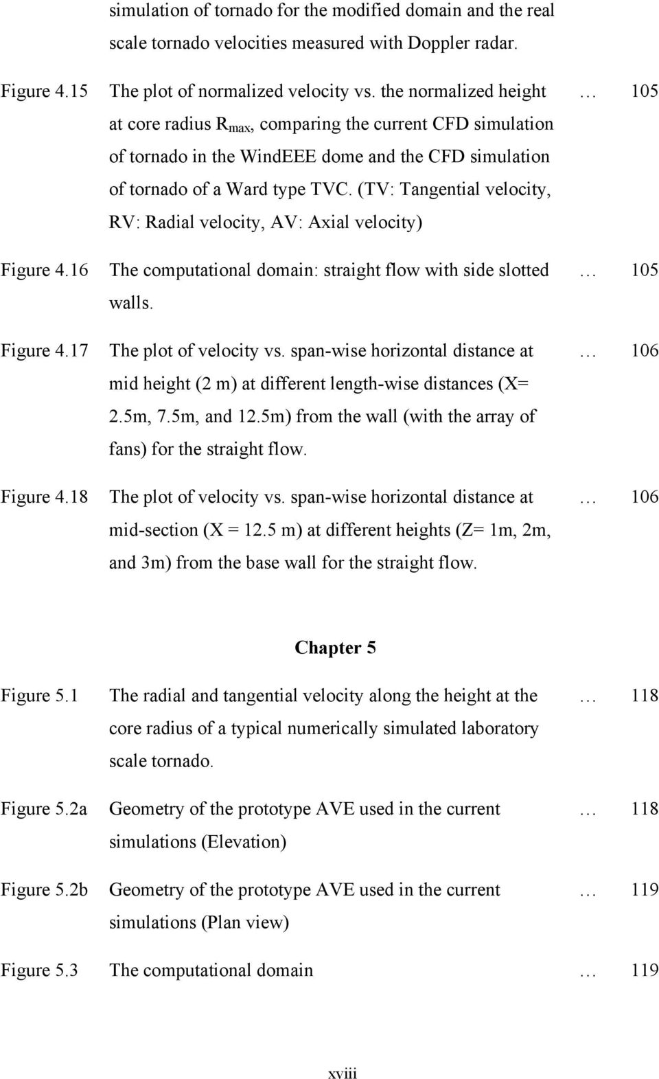 (TV: Tangential velocity, RV: Radial velocity, AV: Axial velocity The computational domain: straight flow with side slotted walls. The plot of velocity vs.