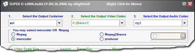 encoding to Windows Media Video This section of the guide will take you through the steps of encoding a sample file (in the case a quicktime HD teaser trailer) to WMV format for editing in Windows