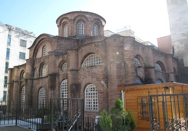 Constantinople from its damages. Michael ІХ was one of the member of the Palaeologian Dynasty. Myrelaion church was also restored in the late 13 th century, during the Palaeologian Dynasty in 1261.